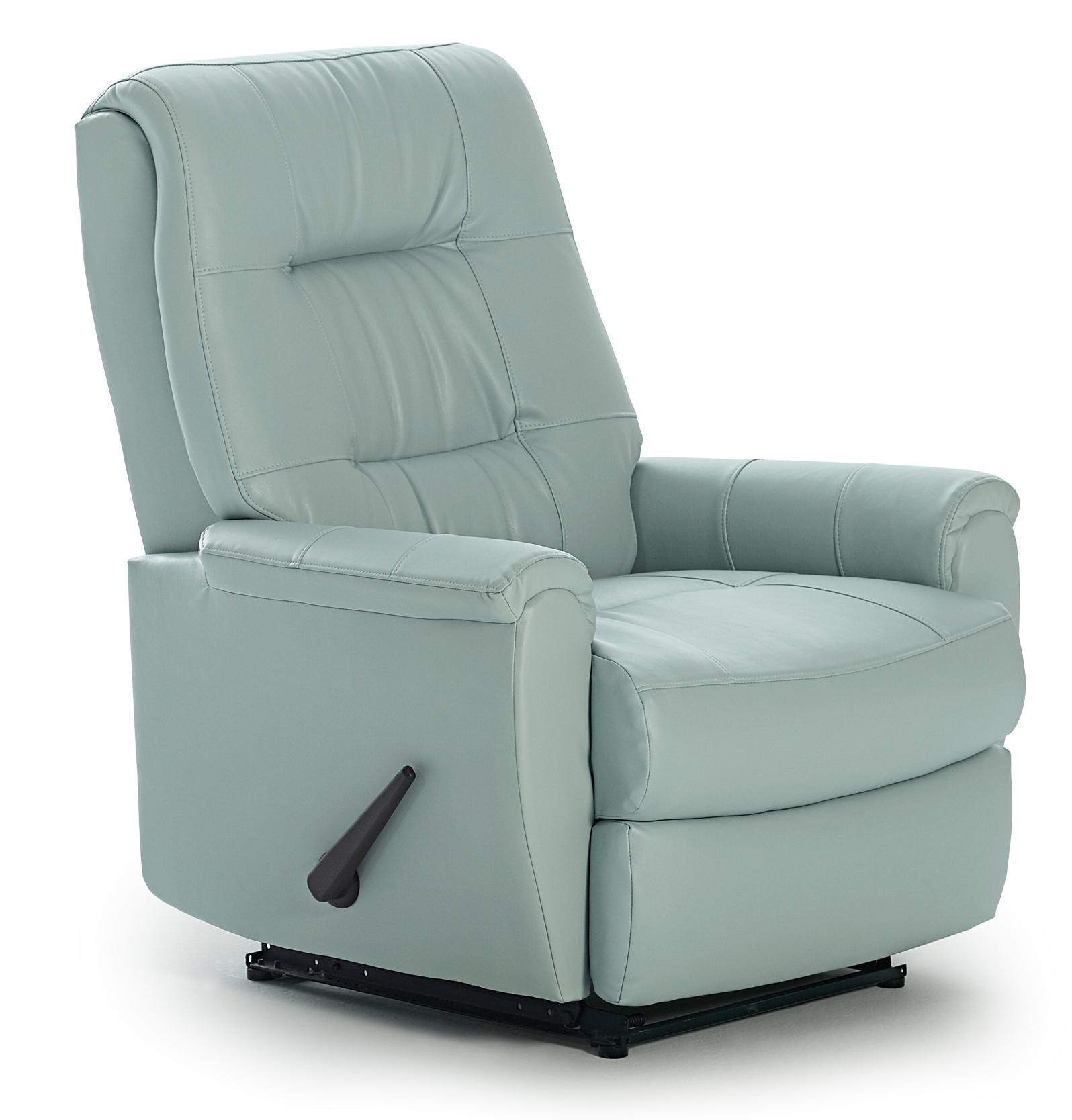 Petite Felicia Power Space Saving Recliner with Button
