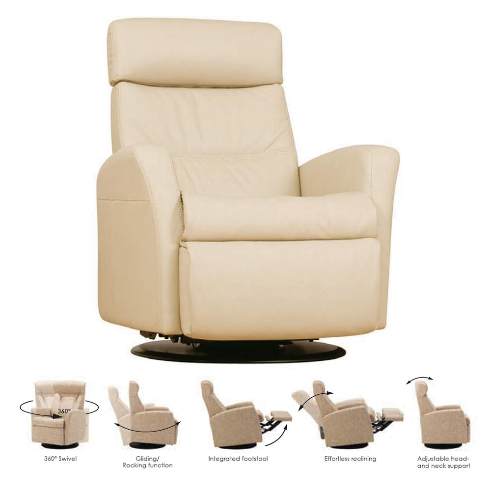 Recliner reviews wall hugger recliners - Reclining chairs for small spaces plan ...