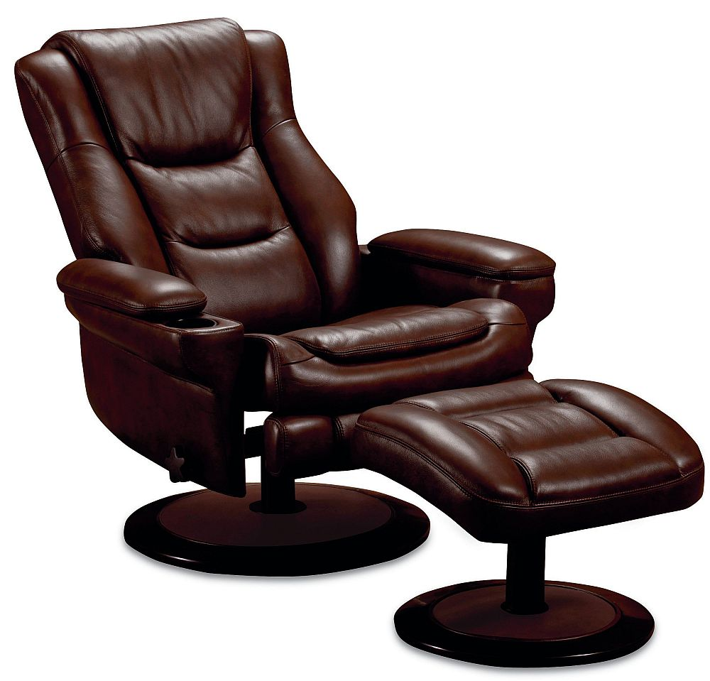 best ergonomic recliner lane dark brown