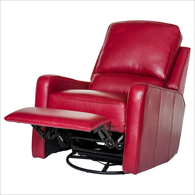 Leather Recliner Chairs For Small Spaces
