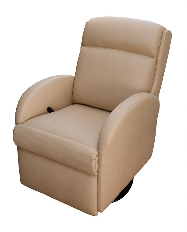 Lambright Lazy Lounger Small Recliner