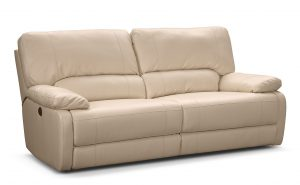 Coronado Leather Power Reclining Sofa